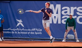 Alexander Zverev will go for his 11th ATP Tour title this week in Marrakech.