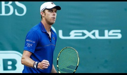 Sam Querrey is making his 11th appearance at the ATP 250 event in Houston.