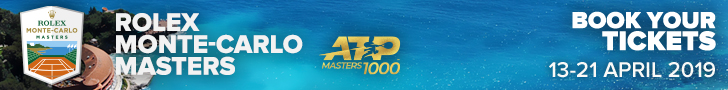 Get Tickets Now, <a href='https://www.atptour.com/en/tournaments/monte-carlo/410/overview'>Rolex Monte-Carlo Masters</a>