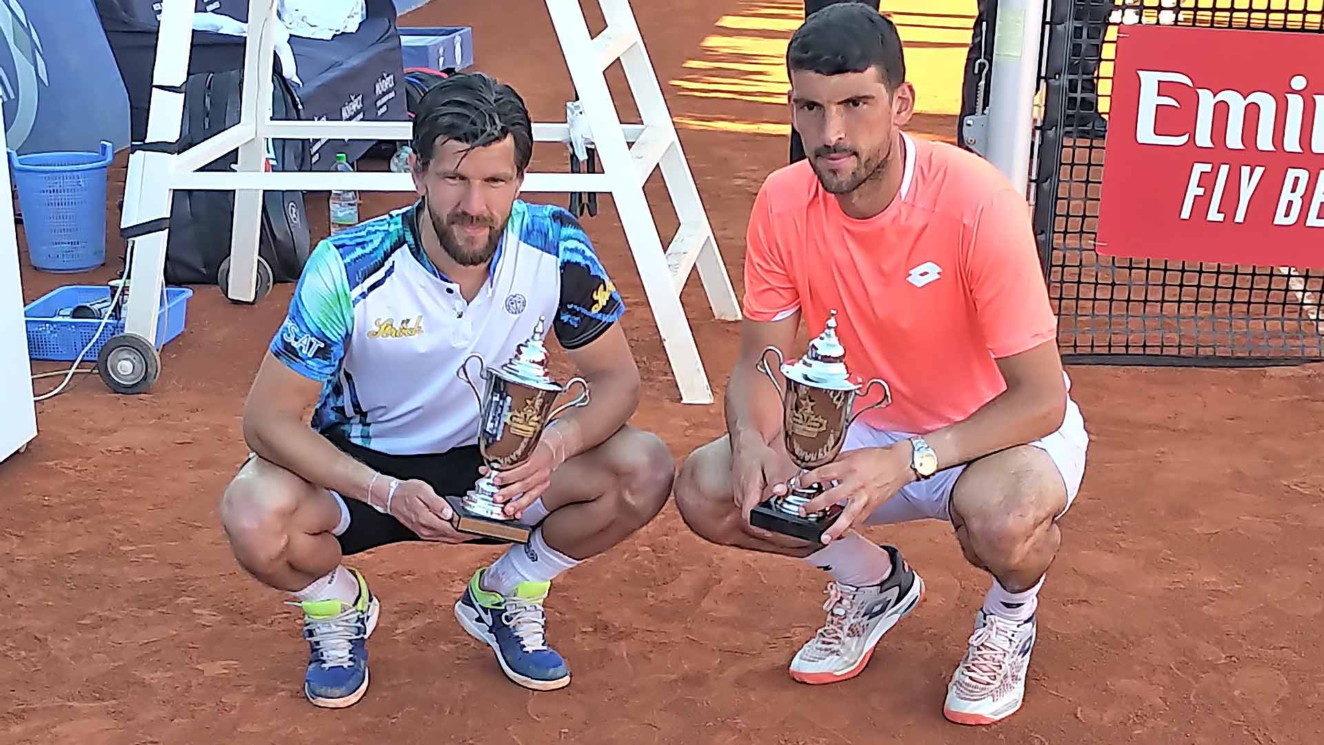 Jurgen Melzer and Franko Skugor win Marrakech