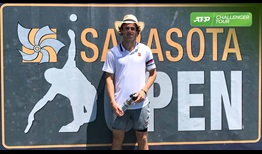 Tommy Paul claims his second ATP Challenger Tour title and first of 2019, prevailing in Sarasota.