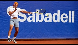 Rafael Nadal will go for his 12th Barcelona Open Banc Sabadell title this week.
