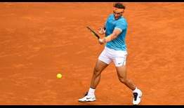 Rafael Nadal is going for his 12th Barcelona Open Banc Sabadell title this week.