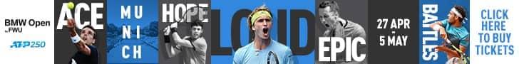 Get Munich Tennis Tickets