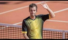 Albert Ramos-Vinolas will go for his second clay-court title this week in Geneva.