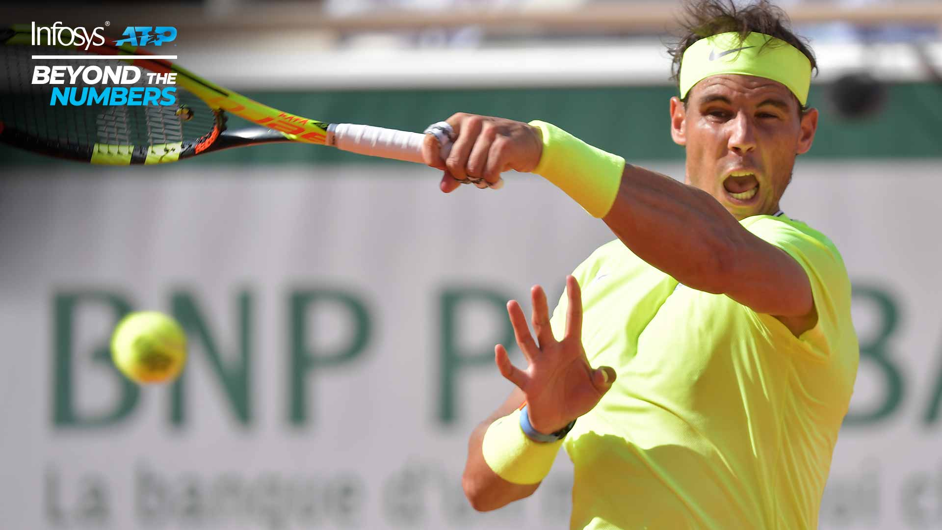 Infosys ATP Beyond The Numbers Rafael Nadal