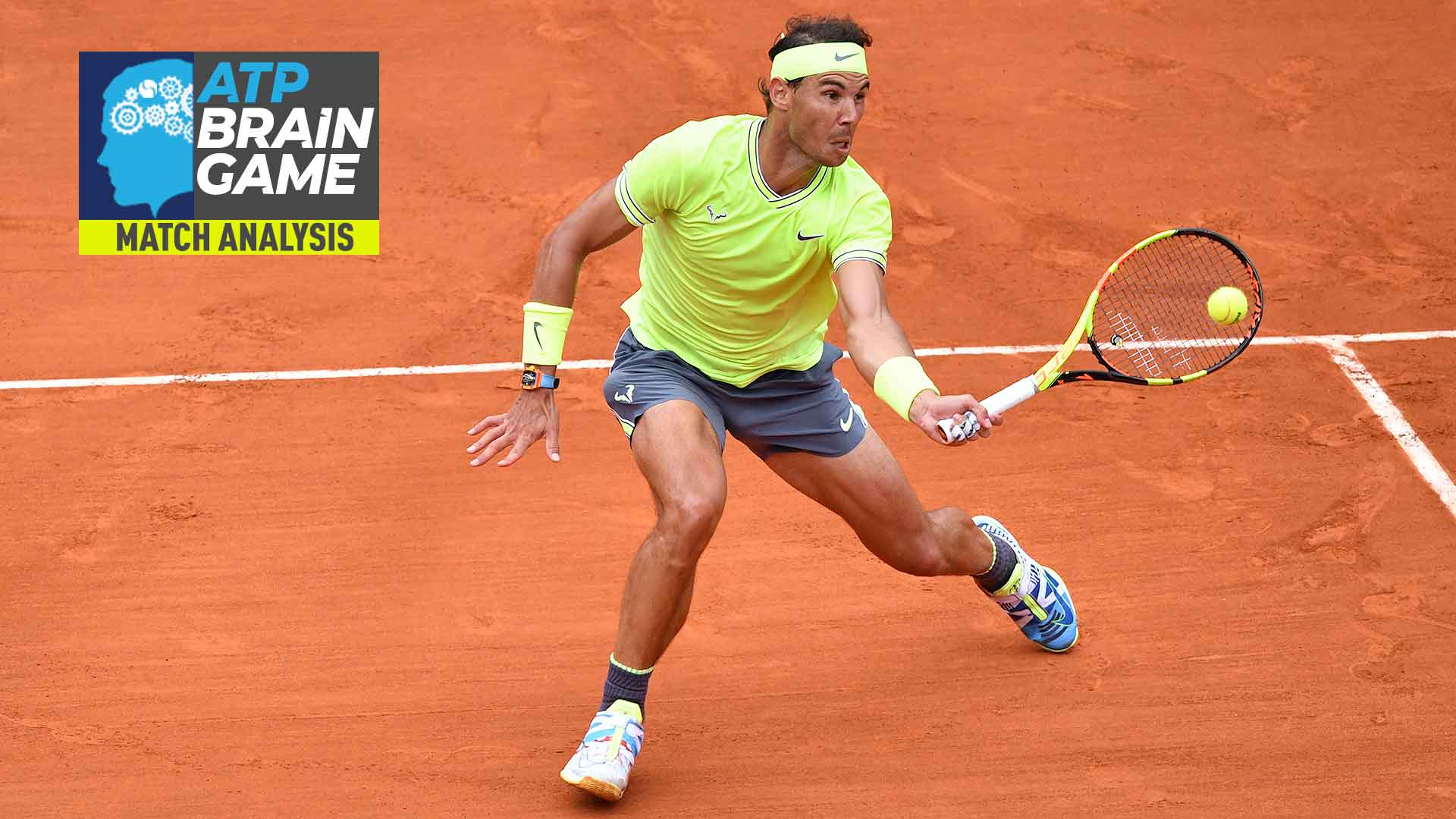 Rafael Nadal Flipped The Script To Run Away With 12th