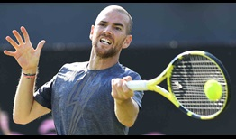 Adrian Mannarino extends his unbeaten FedEx ATP Head2Head record against Borna Coric to three matches.