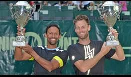 Raven Klaasen and Michael Venus beat Lukasz Kubot and Marcelo Melo to win their first title of 2019.