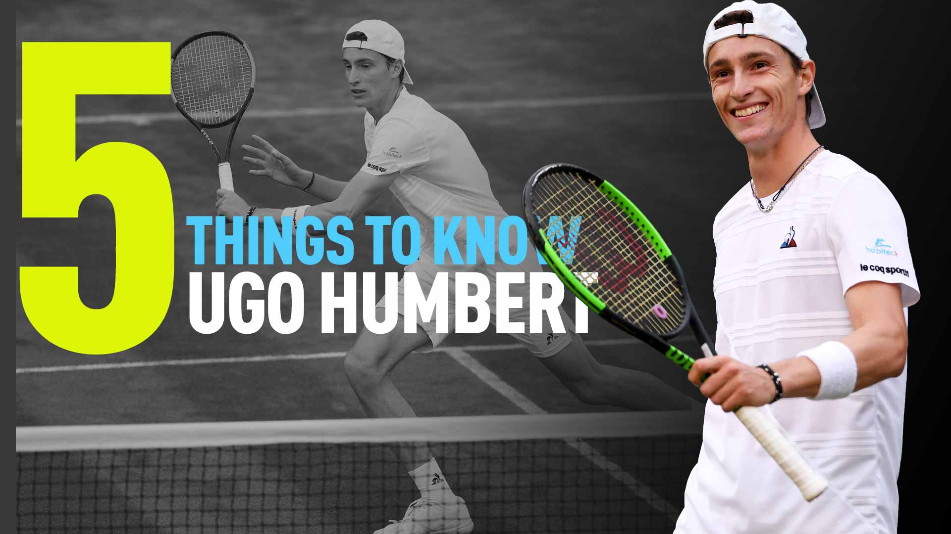 Ugo Humbert 5 Things To Know