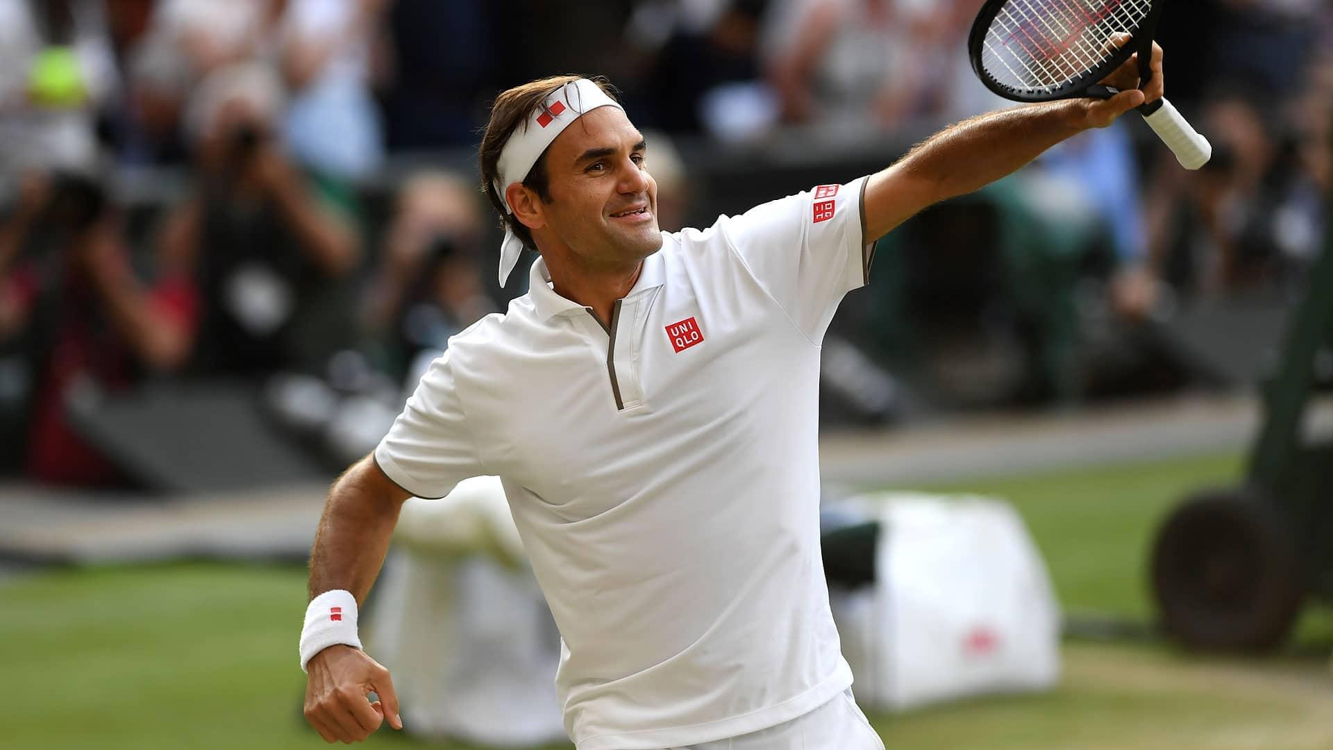 Federer, fourth set