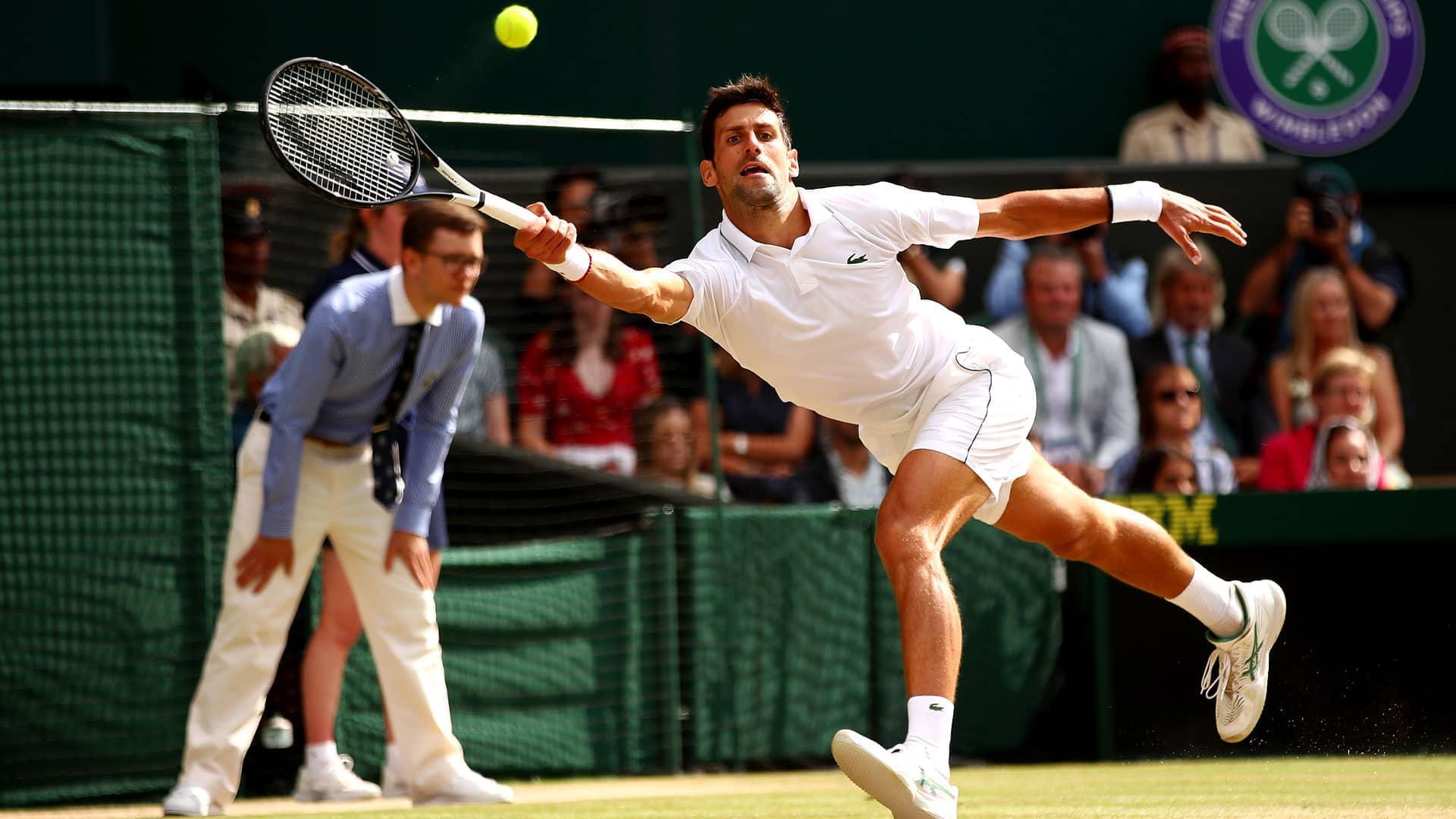 Roger Federer laments missed match points vs. Novak Djokovic ...