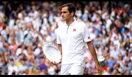 Roger Federer won 14 more points than Novak Djokovic in the Wimbledon final, but the Swiss fell short of the title.