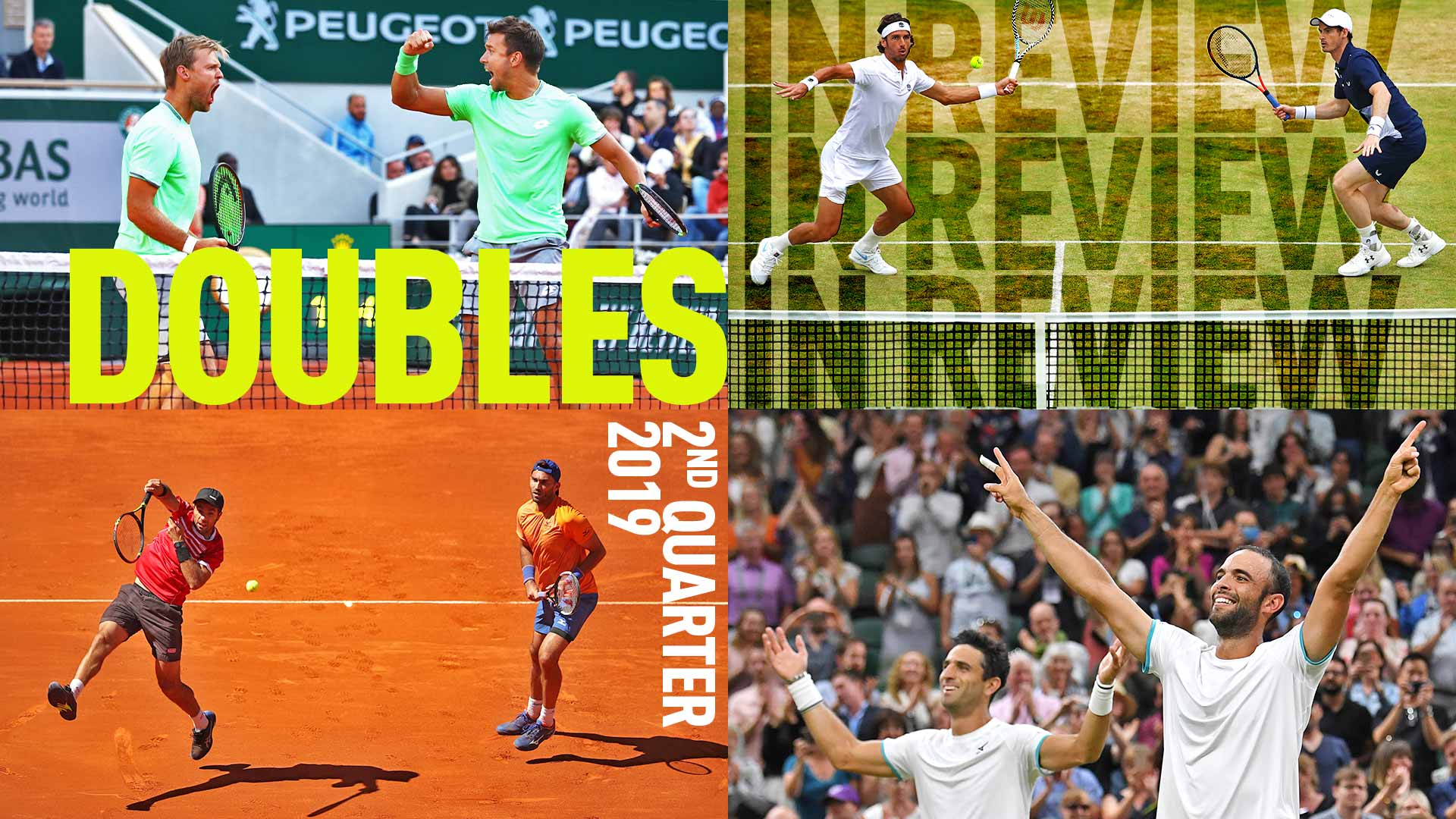 Second quarter doubles review 2019
