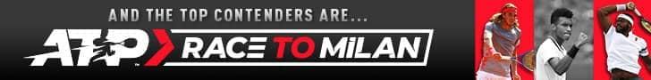 Follow the ATP Race To Milan