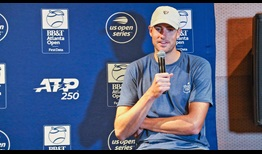 John Isner will play Reilly Opelka in his first match of the ATP 250 tournament.