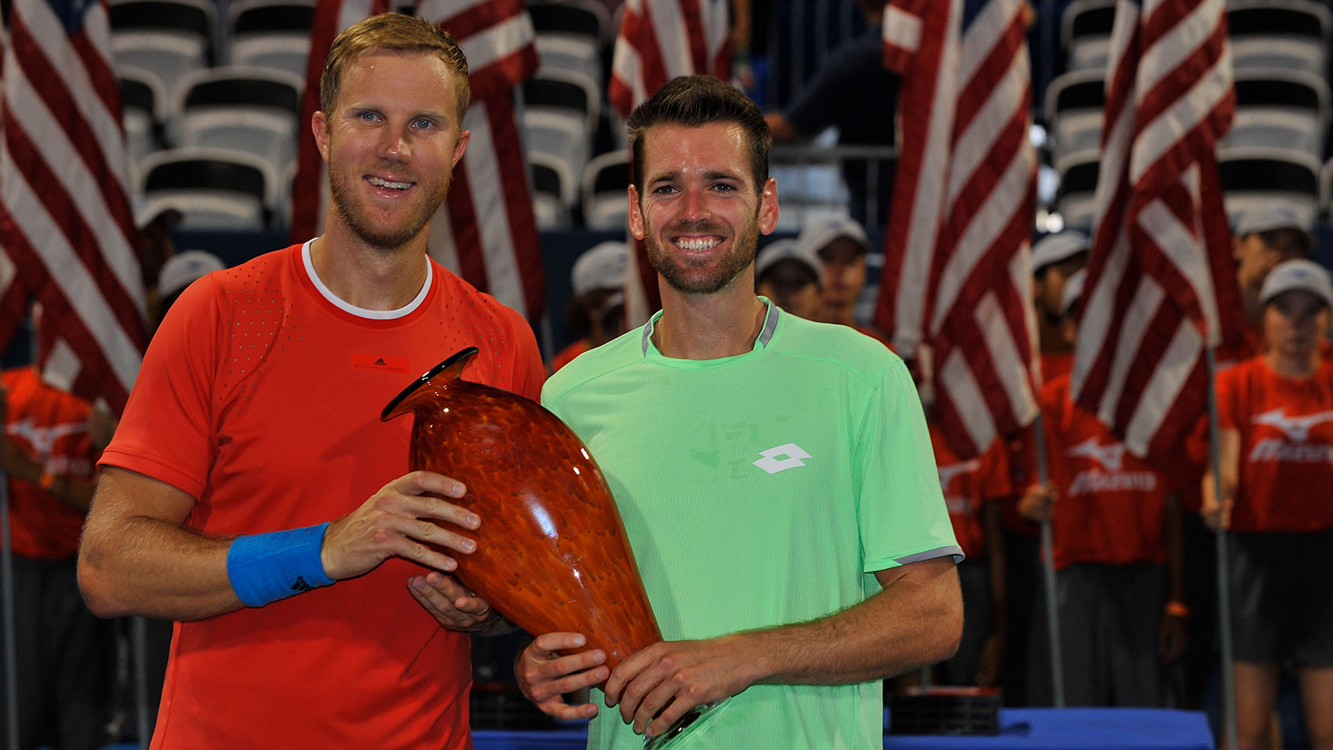 Dominic Inglot and Austin Krajicek take the title at Atlanta 2019