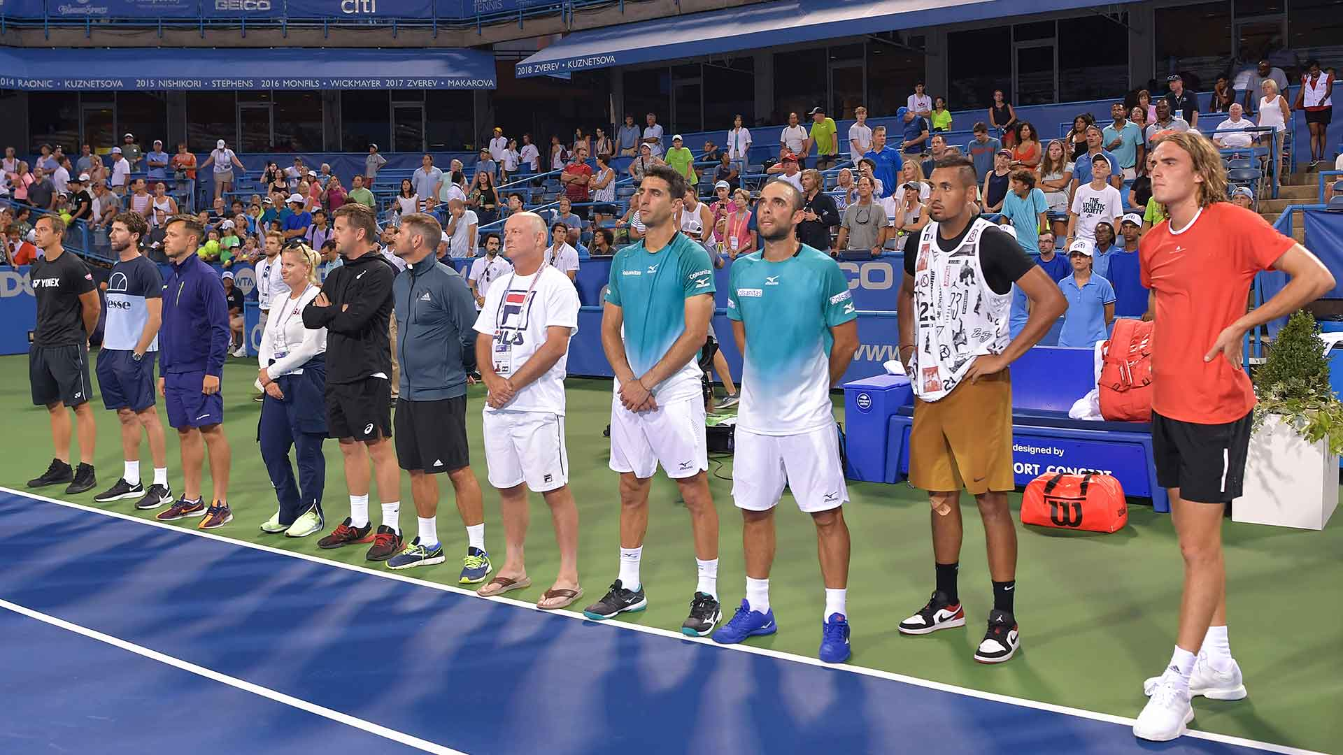 Citi Open pays tribute to Peter McNamara
