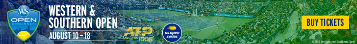 Buy Cincinnati tennis tickets, Western & Southern Open