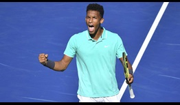 Felix Auger-Aliassime goes for a quarter-final spot at the Coupe Rogers in Montreal on his 19th birthday.