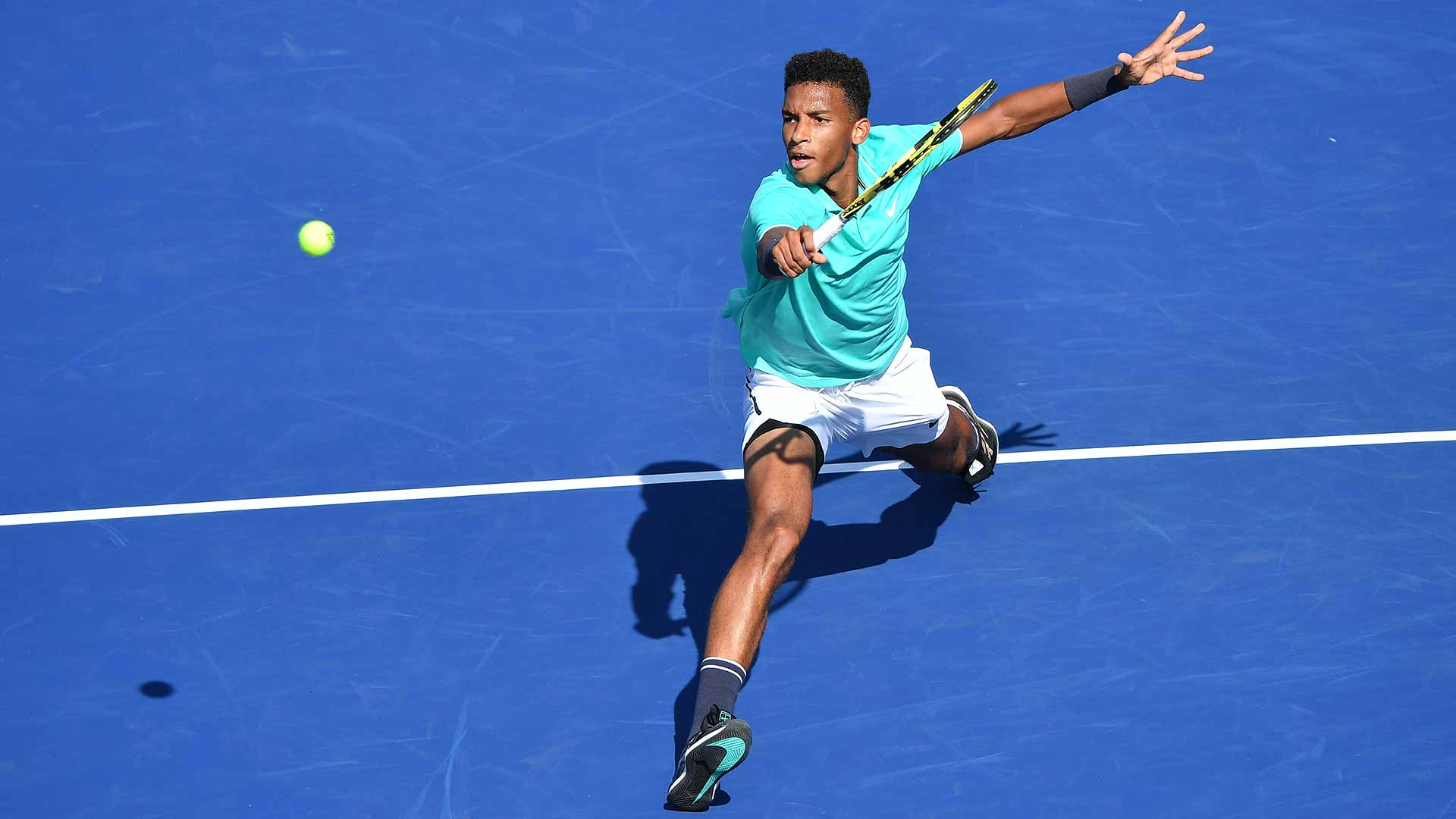 Felix Auger-Aliassime is currently in 11th place in the ATP Race To London.