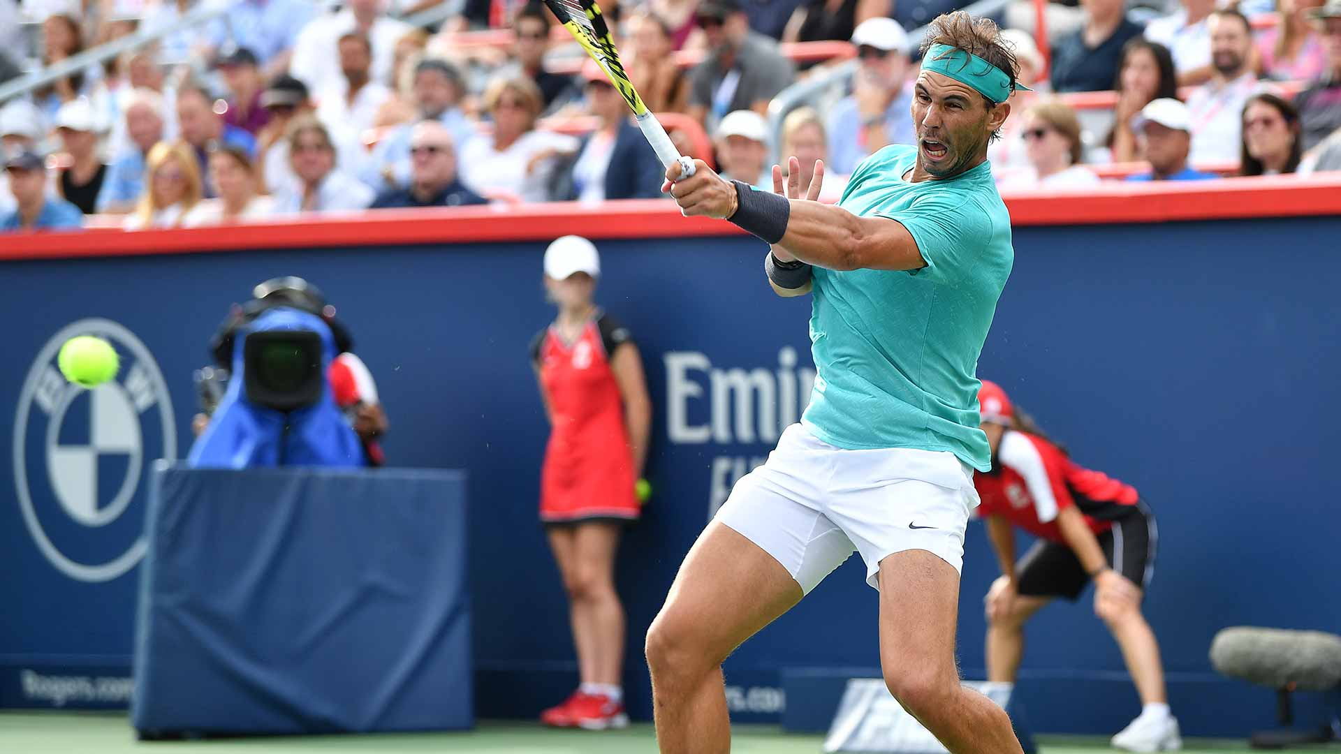 Rafael Nadal wins his 35th ATP Masters 1000 title on Sunday in Montreal