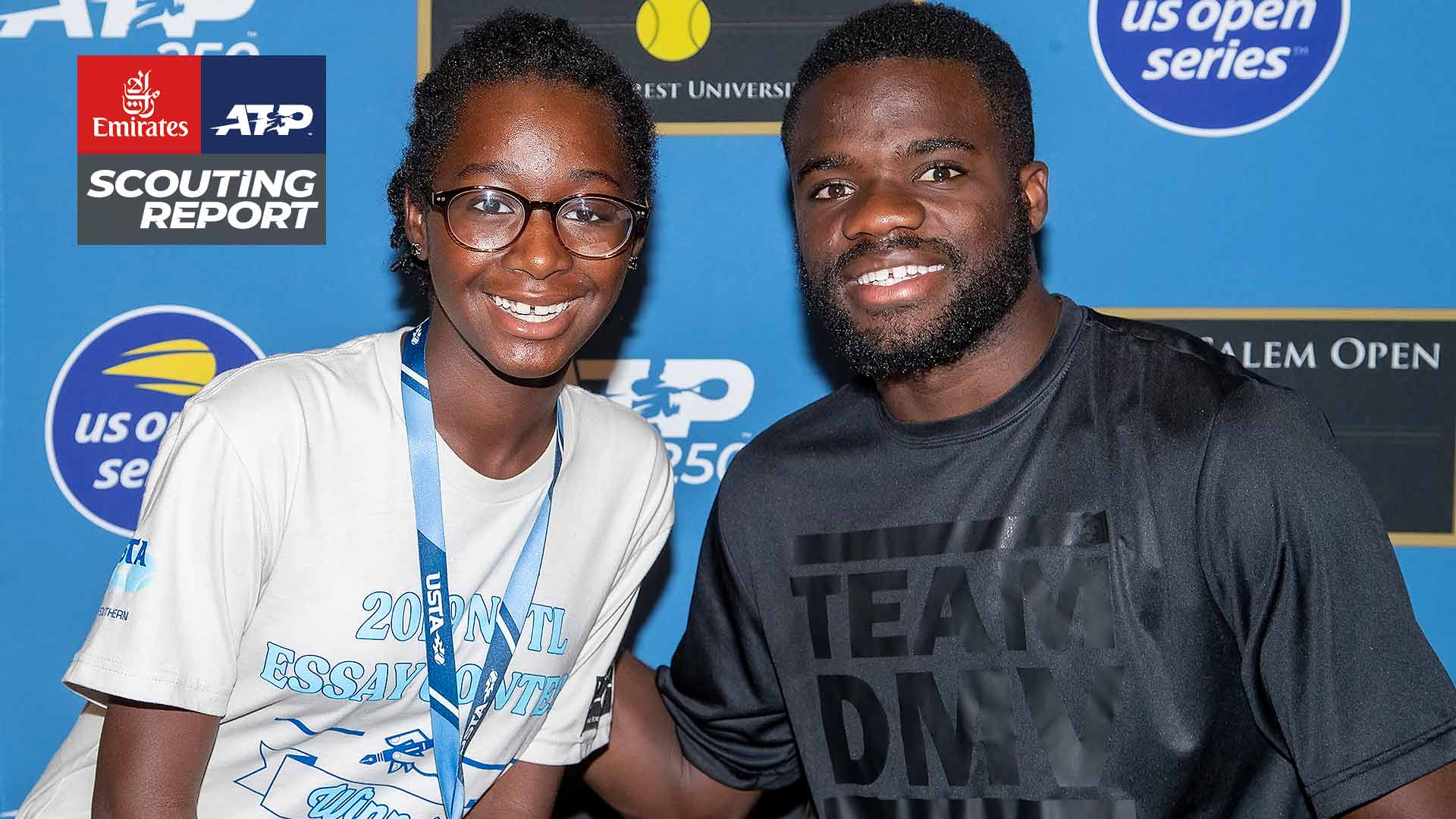 Frances Tiafoe returns to the tournament where he won his first ATP Tour match in 2015.