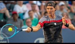 Tomas Berdych is looking to stay healthy this week in Winston-Salem.