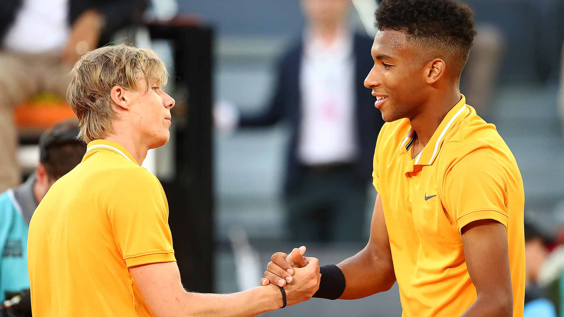 Denis Shapovalov and Felix Auger-Aliassime will meet at the US Open for the third time in their FedEx ATP Head2Head rivalry (1-1).