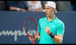 Denis Shapovalov is going for his first ATP Tour title this week in Winston-Salem.