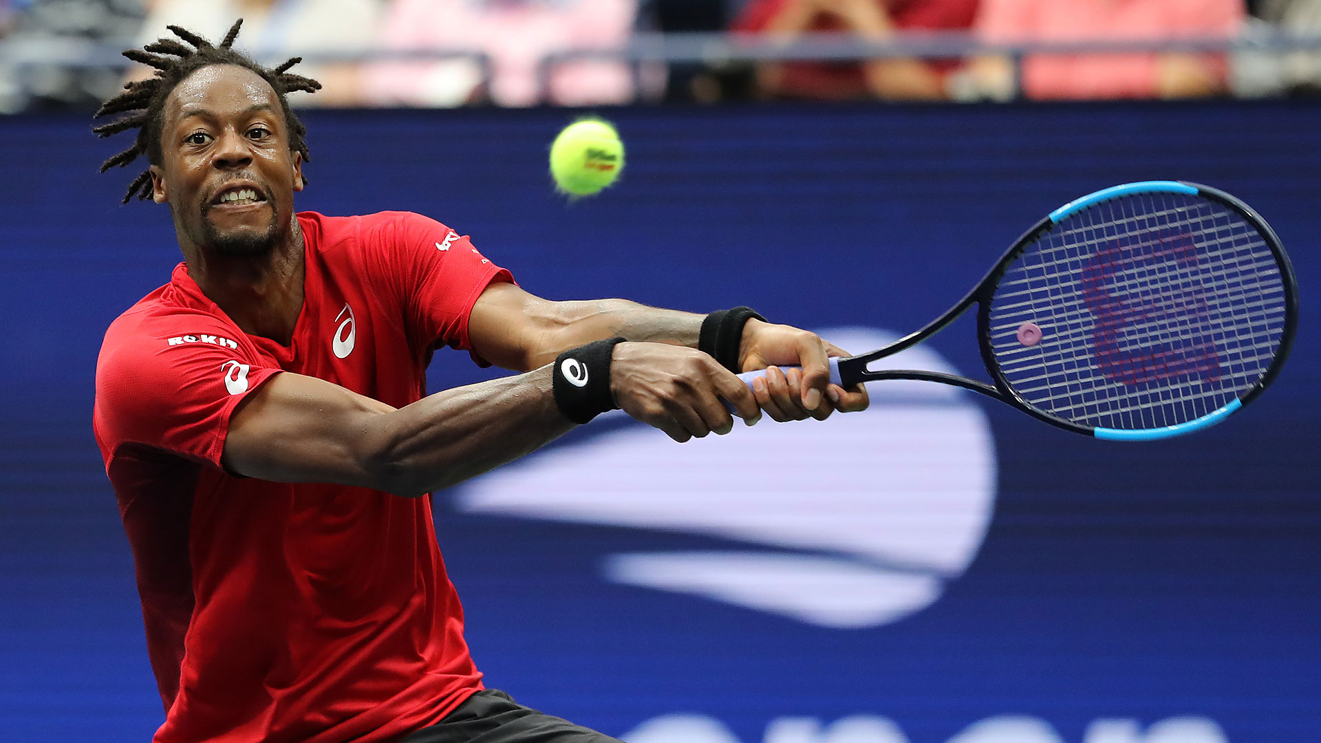 Monfils, fourth set