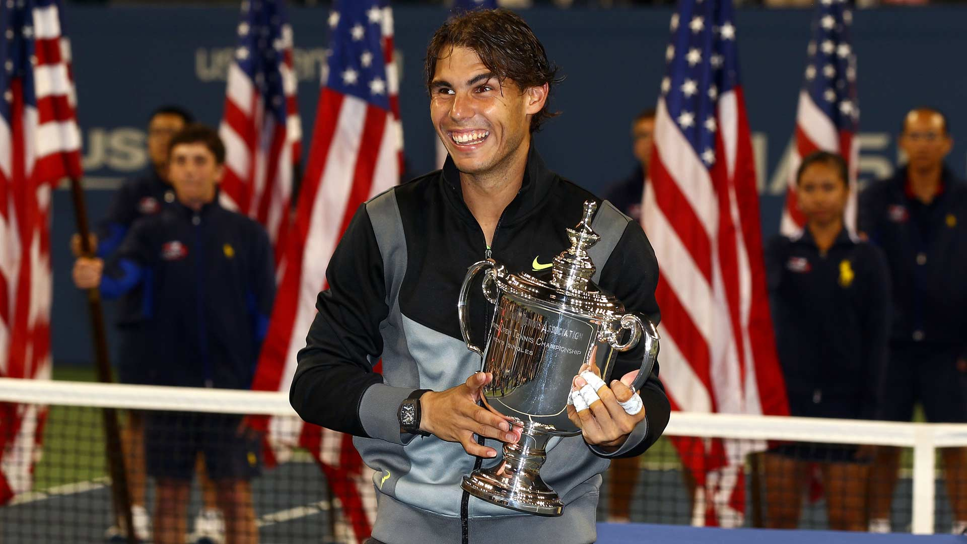 <a href='https://www.atptour.com/en/players/rafael-nadal/n409/overview'>Rafael Nadal</a> wins the 2010 <a href='https://www.atptour.com/en/tournaments/us-open/560/overview'>US Open</a>