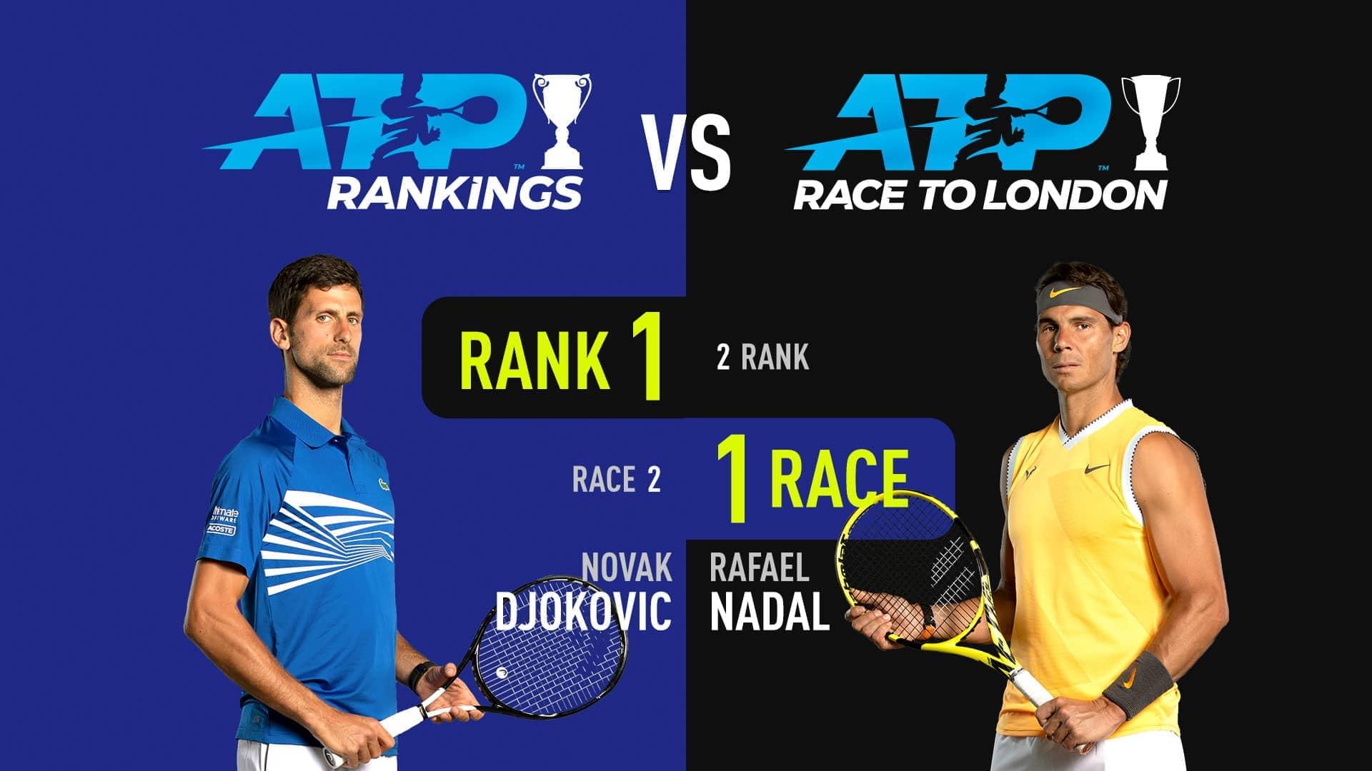 Надаль уходит в отрыв в чемпионской гонке, Медведев и Берреттини установили личные рекорды в рейтинге ATP