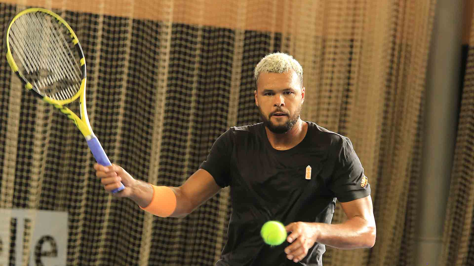 Jo-Wilfried Tsonga owns an 18-4 record at the Moselle Open.