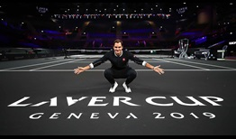 Switzerland's Roger Federer will look to lead Team Europe to its third triumph at the Laver Cup, to be held in Geneva.