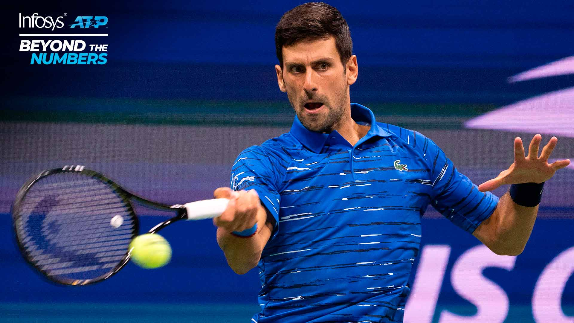 Novak Djokovic is chasing Rafael Nadal in the ATP Race To London and the battle to finish year-end No. 1 in the ATP Rankings.