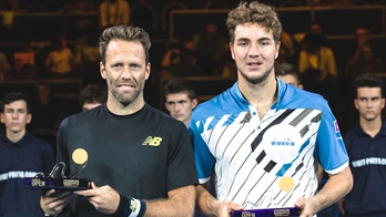 Robert Lindstedt and Jan-Lennard Struff own a 4-0 team record.