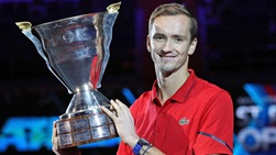 Daniil Medvedev beats Borna Coric to win his third title of 2019 on Sunday at the St. Petersburg Open