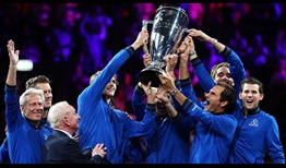 Team Europe will go for its fourth consecutive Laver Cup title in Boston.