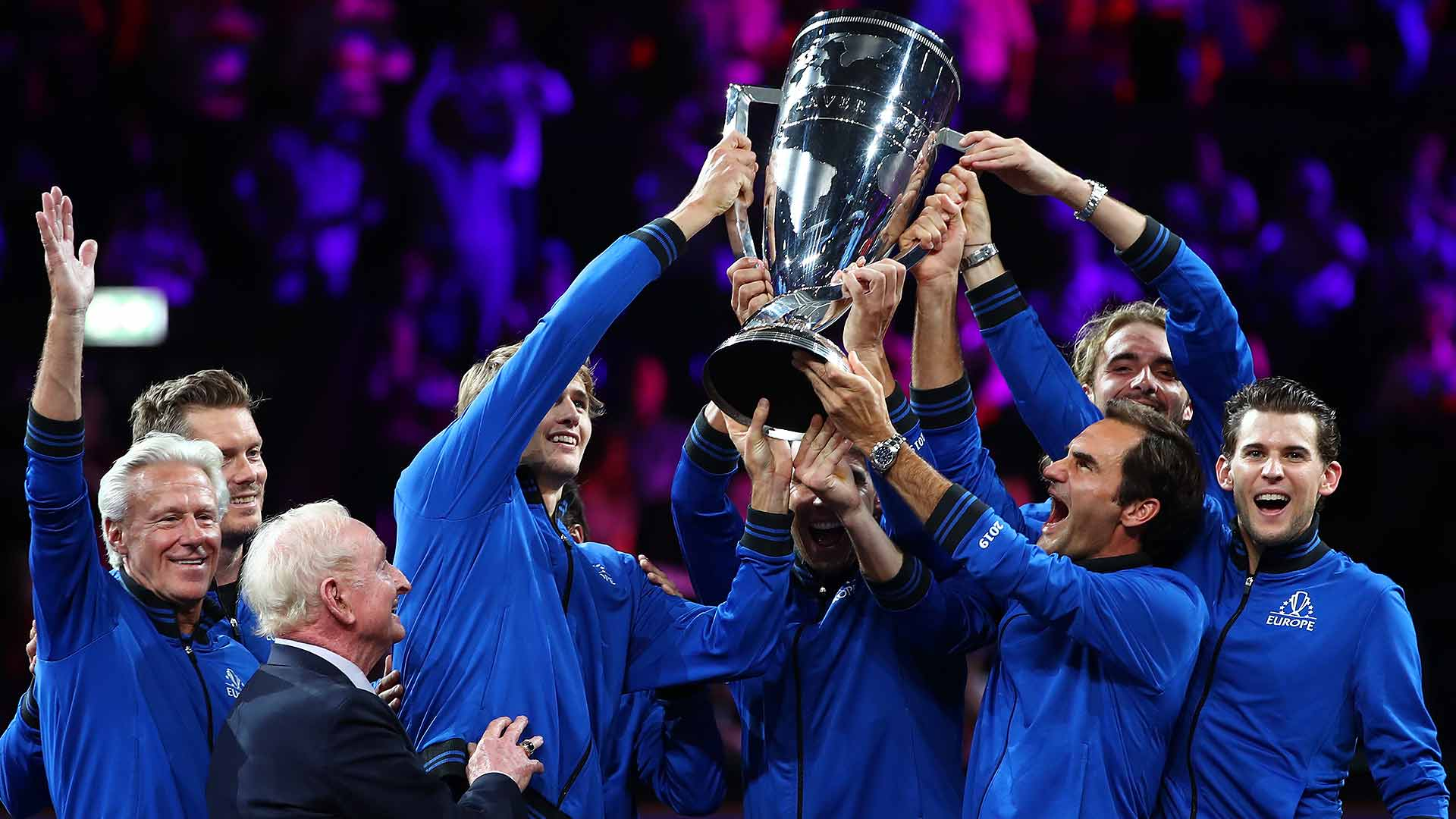 The 2020 Laver Cup will be held in Boston.