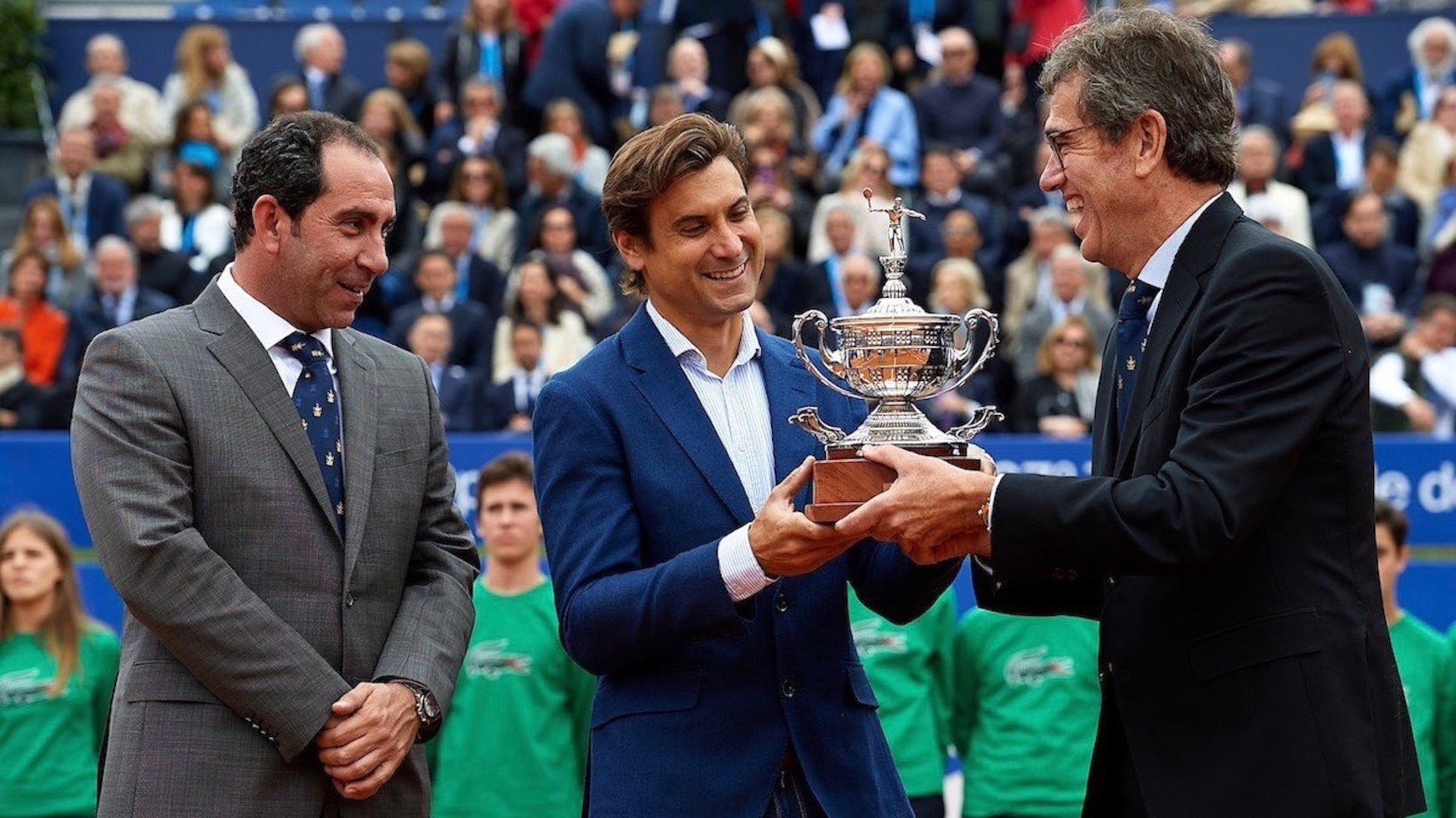 David Ferrer will become the new Barcelona Tournament Director.