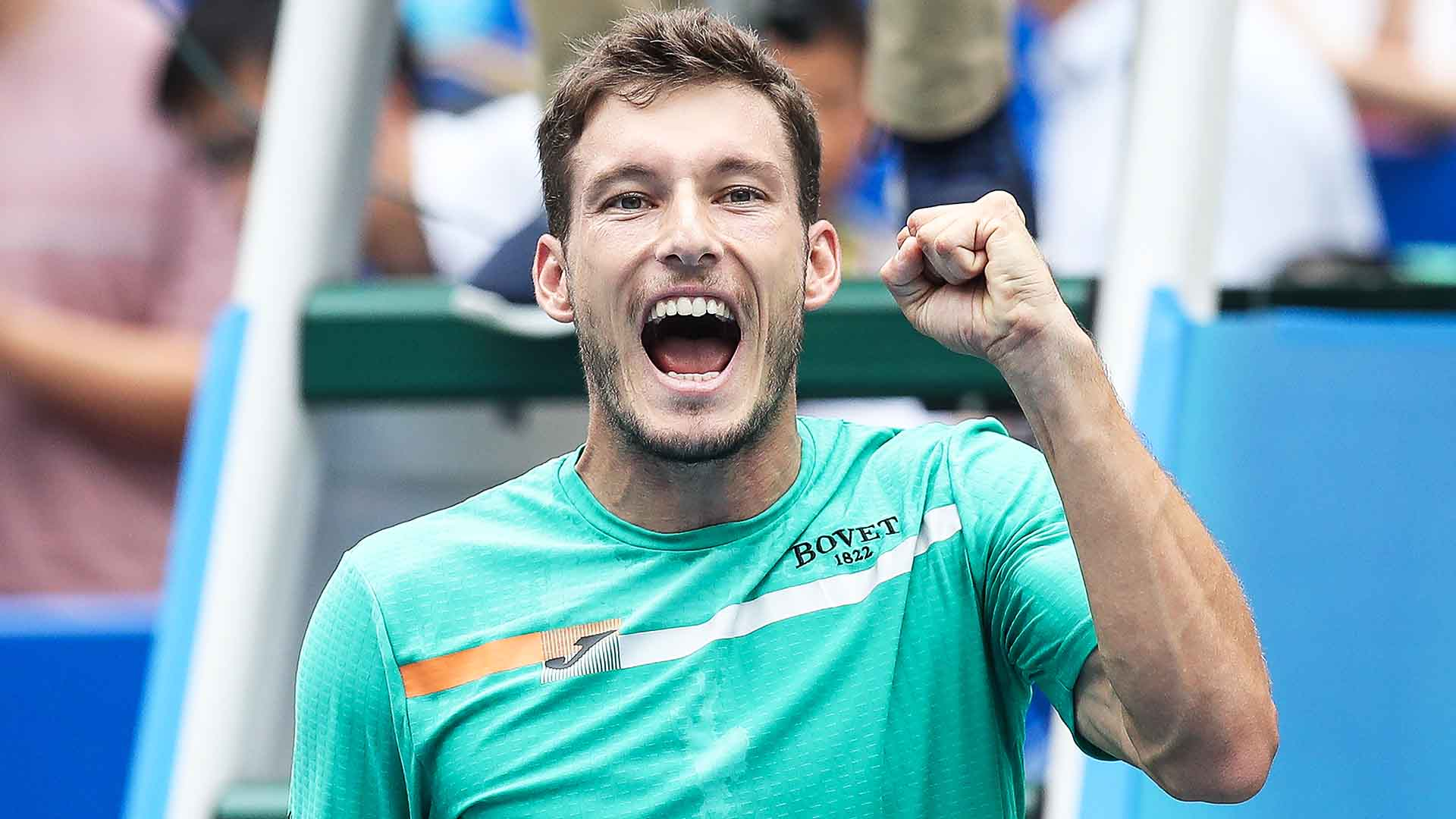 Pablo Carreno Busta owns three ATP Tour titles.