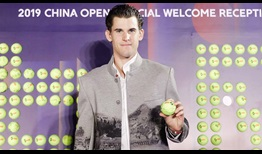 Dominic Thiem can qualify for the Nitto ATP Finals this week in Beijing.