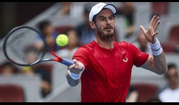 Former World No. 1 Andy Murray takes a big step in his journey back to peak form on Tuesday with victory over Matteo Berrettini in Beijing.