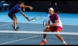 Marcelo Melo and Lukasz Kubot convert three of six break points to reach the China Open semi-finals on Thursday.