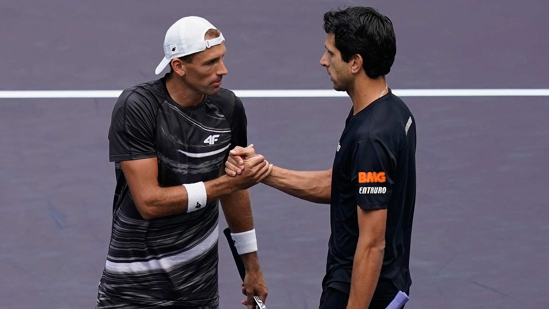 Kubot and Melo in Shanghai 2018