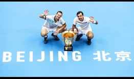 Filip Polasek and Ivan Dodig own an 18-5 tour-level record as a team.