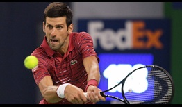djokovic-shanghai-2019-wednesday-backhand-getty