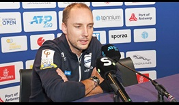 Darcis Antwerp 2019 Press