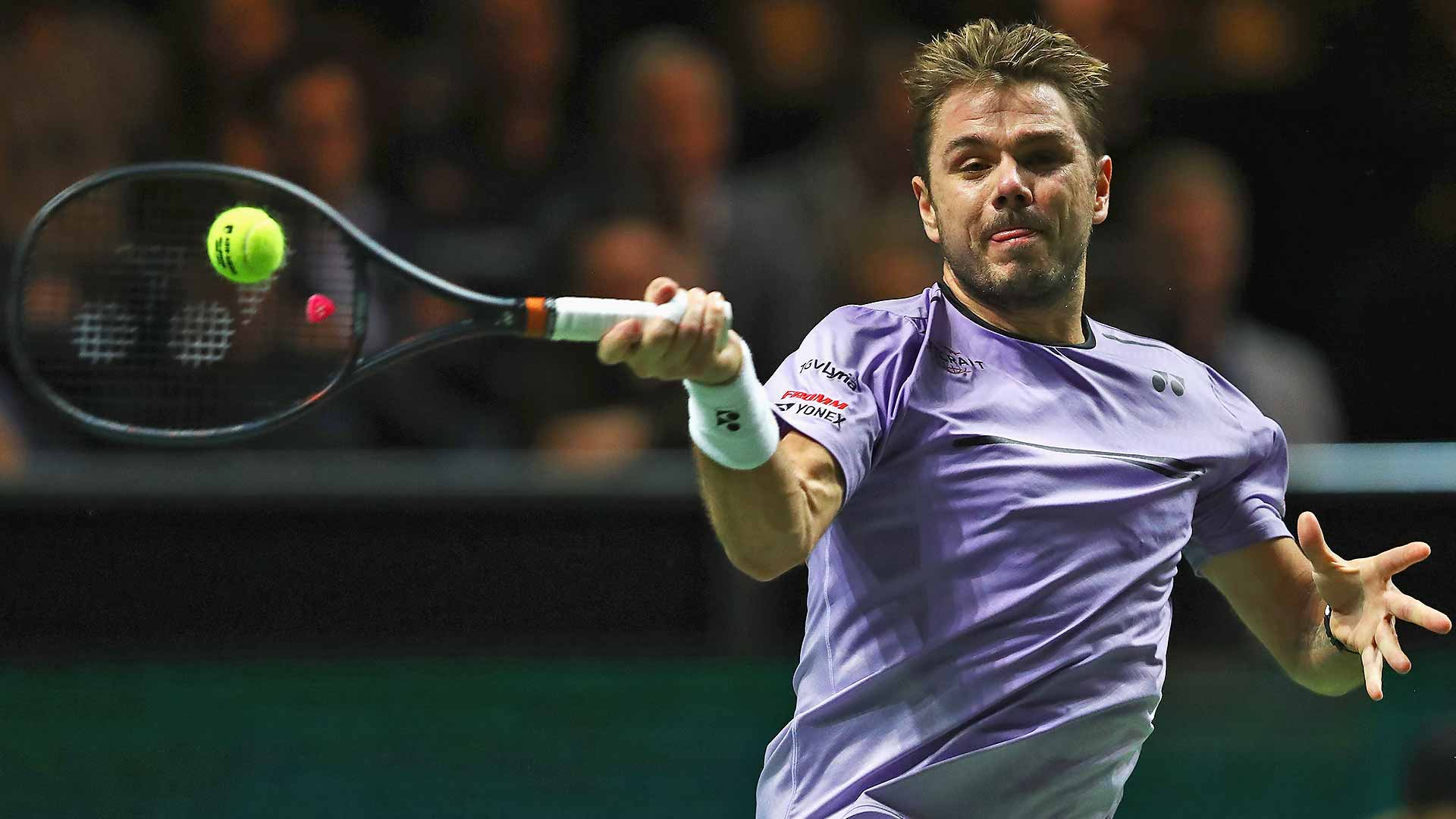 Stan Wawrinka improves to 5-3 in his FedEx ATP Head2Head series against Feliciano Lopez.